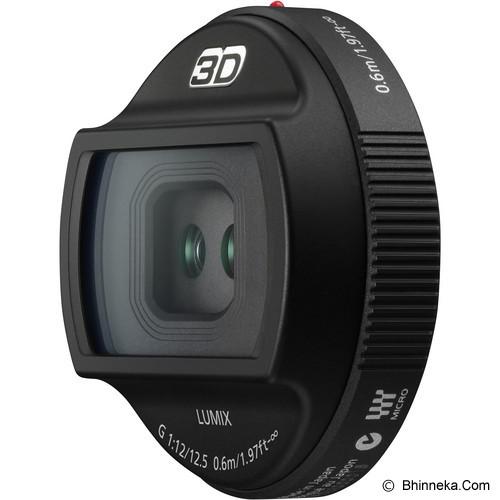 PANASONIC 3D LUMIX G 12.5mm/F12 [H-FT012E] - Camera Mirrorless Lens